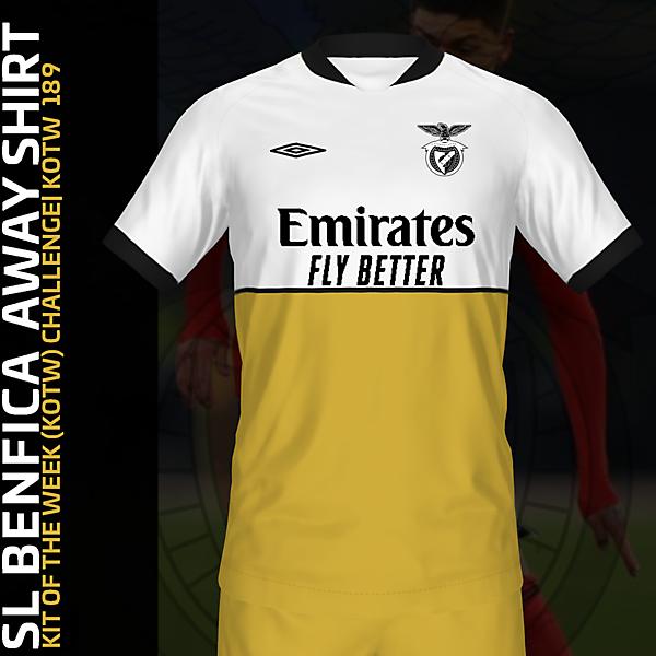 SL Benfica Away Shirt | KOTW 189