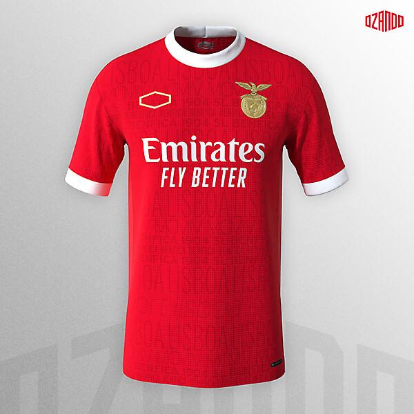 SL Benfica x Ozando :: Home