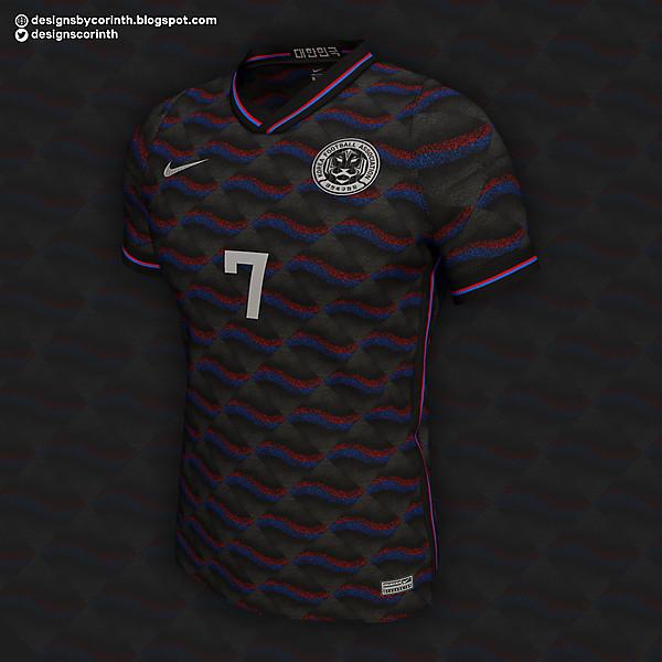 South Korea | Away Shirt