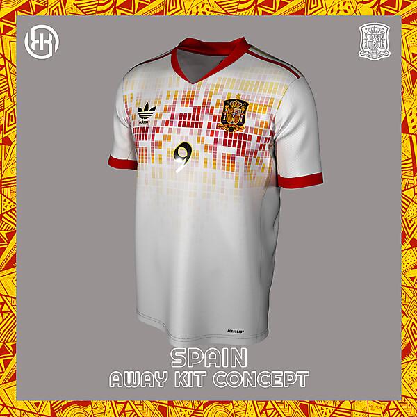 Spain | Away kit concept