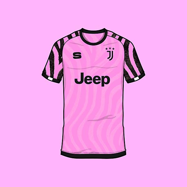 SQUAD x Juventus Away