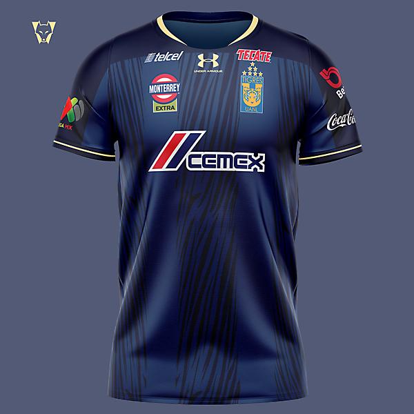 Tigres third kit