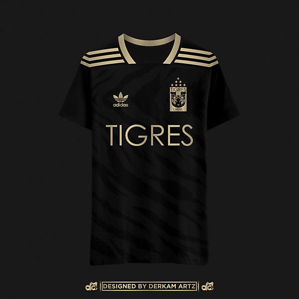 Tigres UANL x Adidas x Third Kit