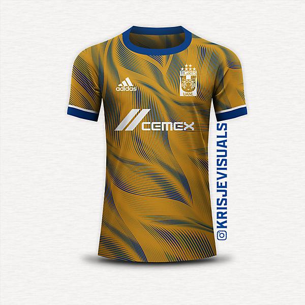 Tigres x Adidas