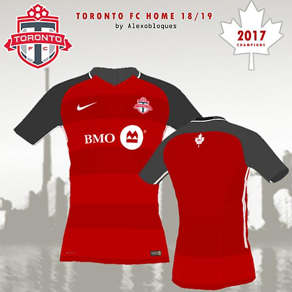 Toronto FC HOME 18/19