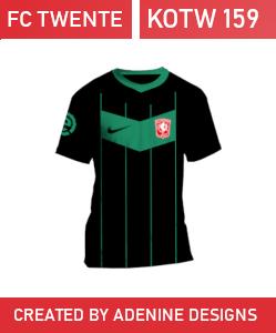 Twente Kit 55th Anniversary