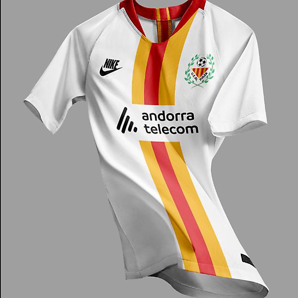 UE Sant Julià Nike 2020 Kit
