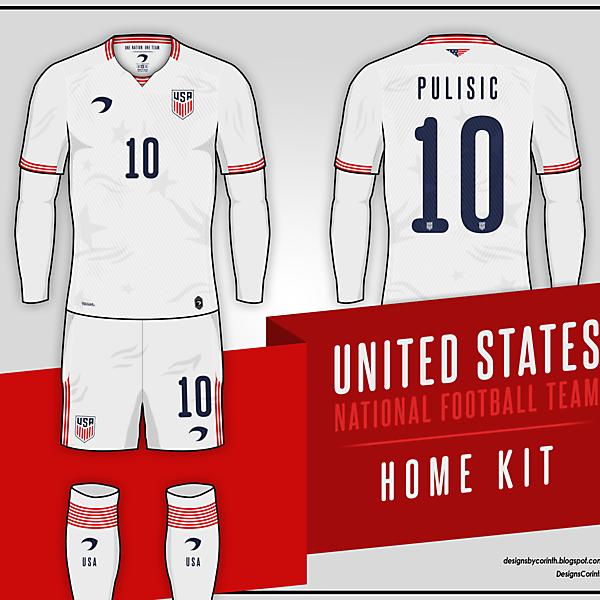 United States National Team | Home Kit
