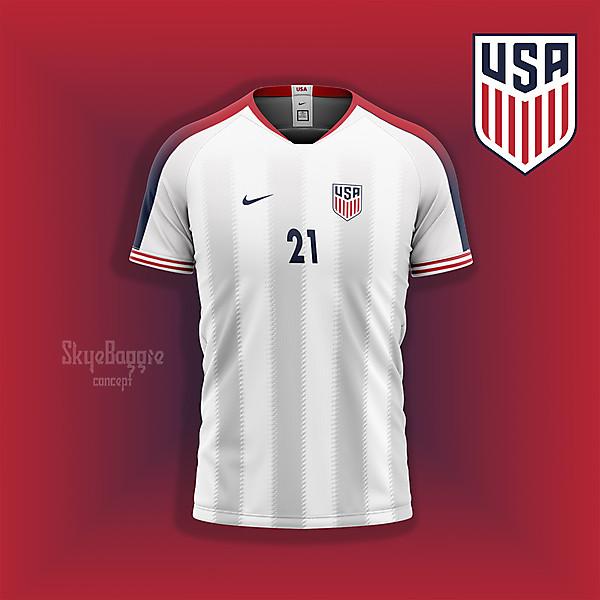 USA home concept
