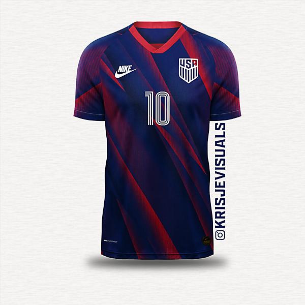 USA x Nike