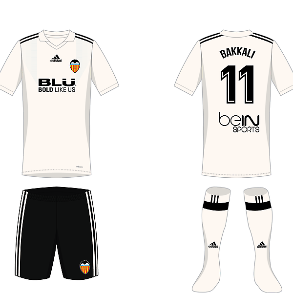 Valencia CF - Home - KOTW