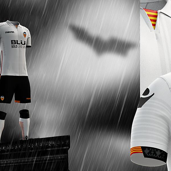Valencia CF x macron