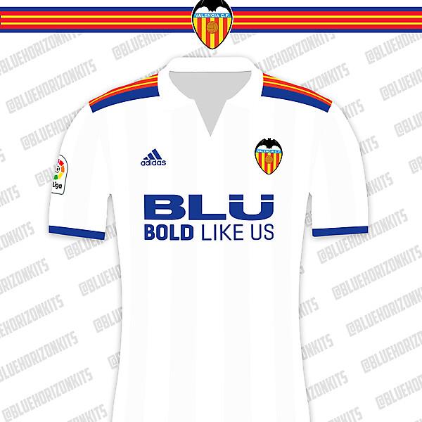 Valencia Home Shirt: KOTW