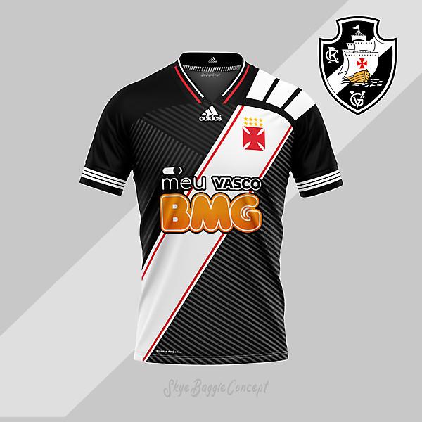 Vaso De Gama Home Shirt Concept
