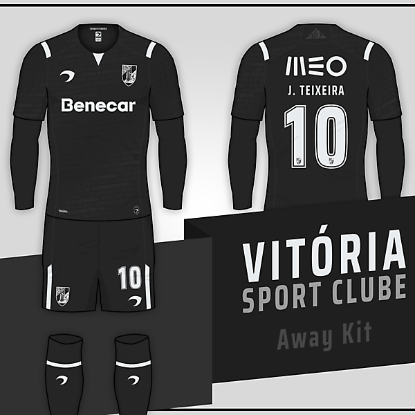 Vitória S.C.   Away Kit