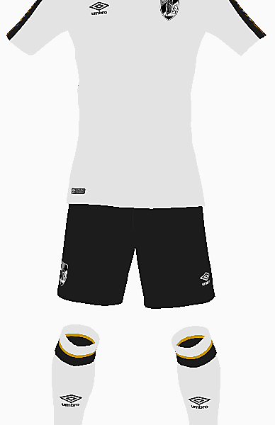 Vitória Sport Club (Guimarães) Home Kit