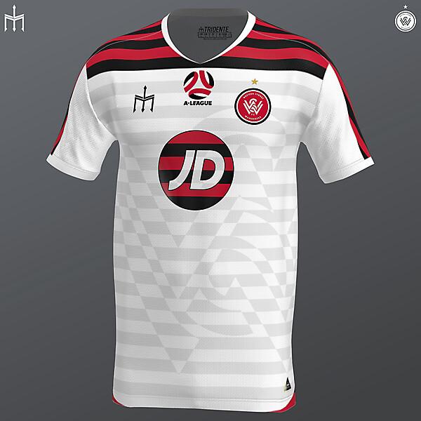 Western Sydney Wanderers FC X TRIDENTE | Away kit | KOTW