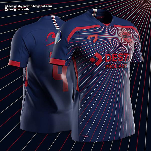 Willem II | Away Shirt