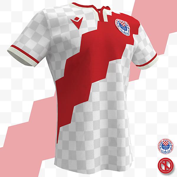 Zrinjski Mostar | Home Kit Concept