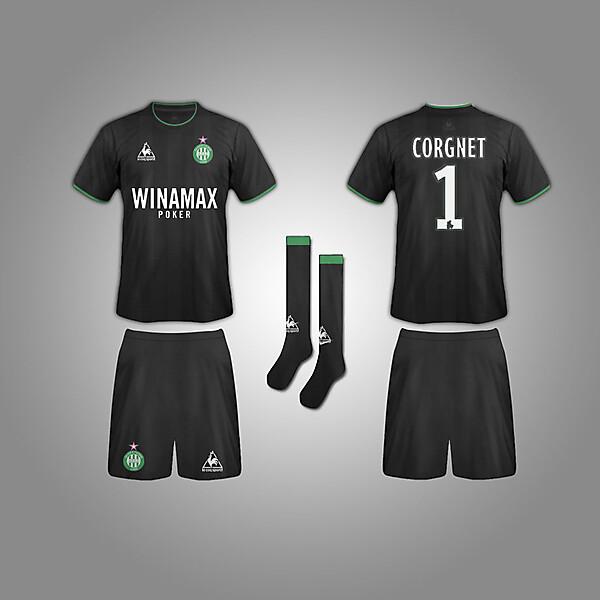 AS Saint-Etienne | Goalkeeper