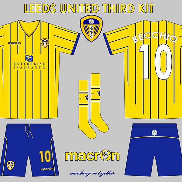 Leeds United Third