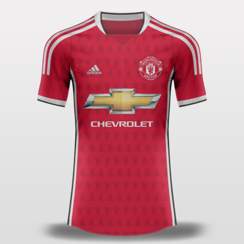 Manchester United Home Kit - ADIDAS