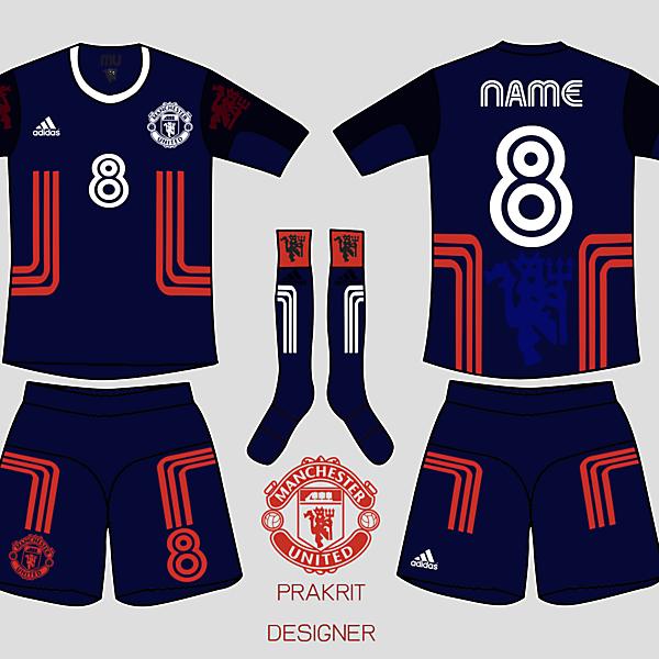 Manshester United kit away 2016