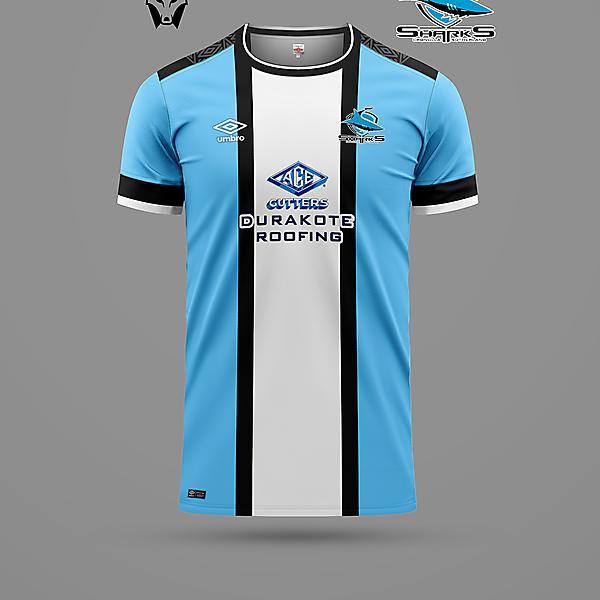 Cronulla Sharks - NRL to soccer