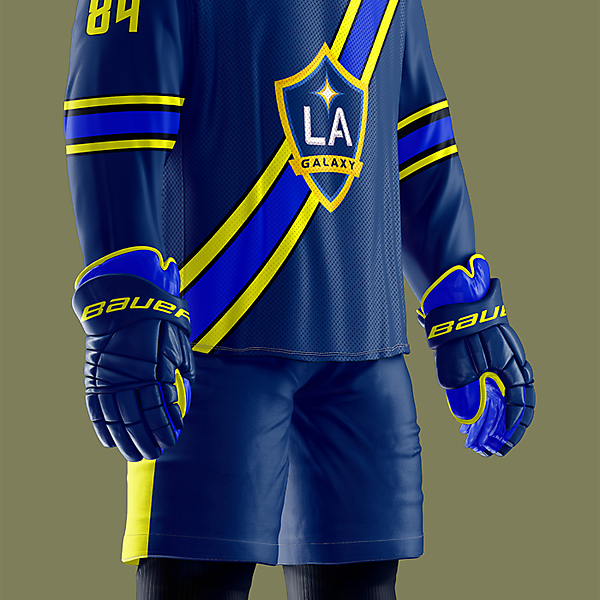 LA Galaxy | MLS to NHL crossover