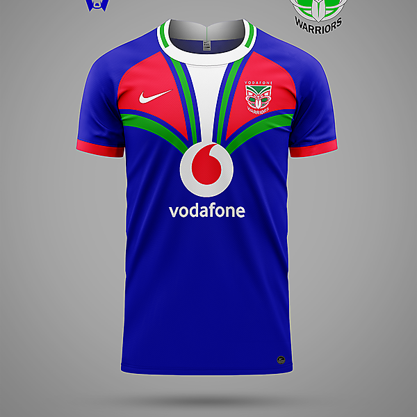 New Zealand Warriors - NRL to soccer