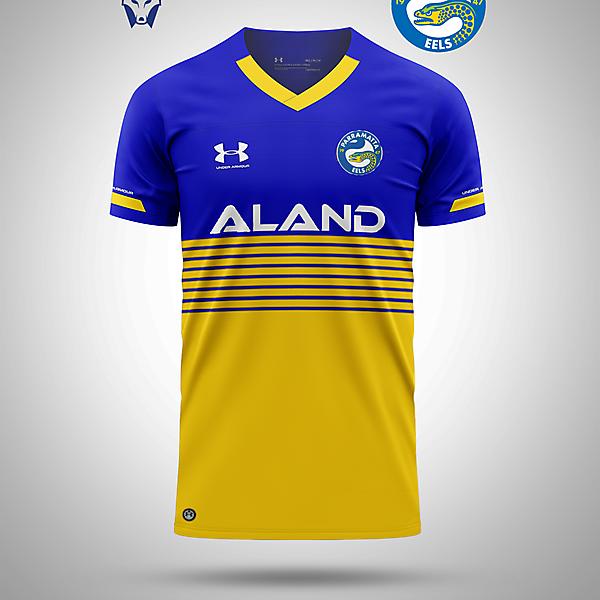 Parramatta Eels - NRL to soccer