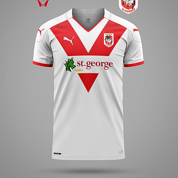 St. George Illawarra - NRL to soccer