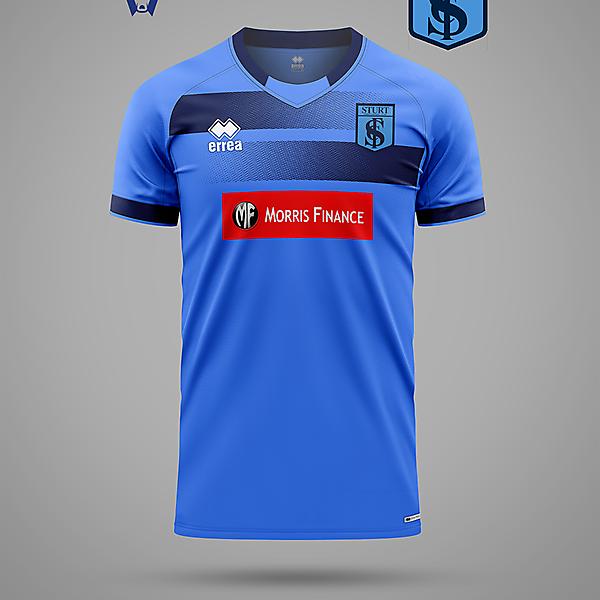 Sturt Double Blues - SANFL to soccer