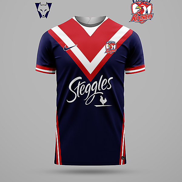 Sydney Roosters - NRL to soccer crossover