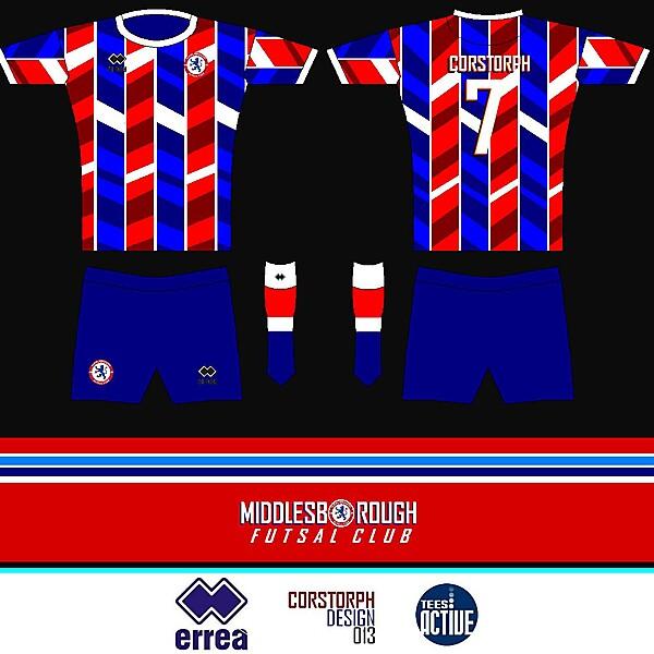 Middlesbrough Futsal 4
