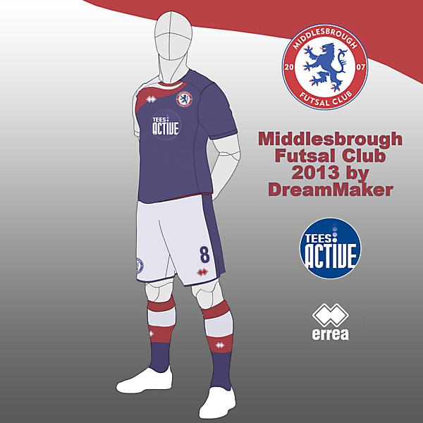 Middlesbrough Futsal 2013 ver 6