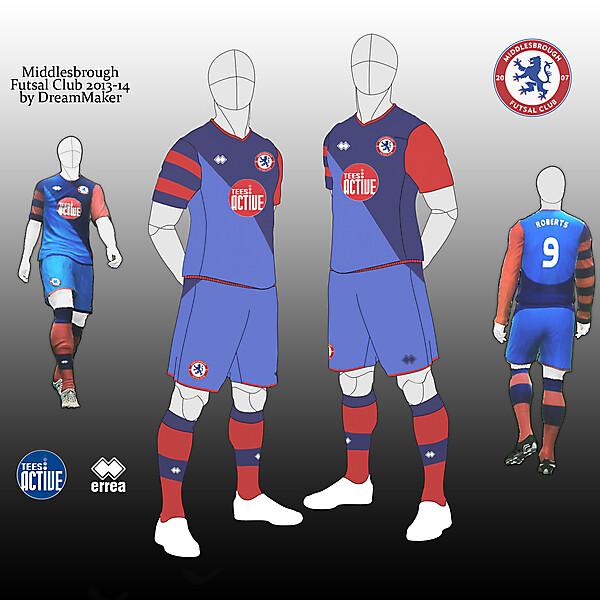 Middlesbrough Futsal 2013 ver 3