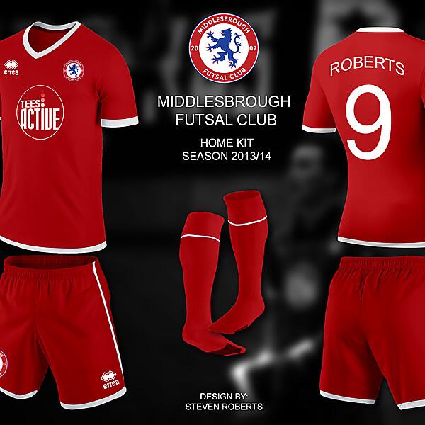 Design 6 - Red