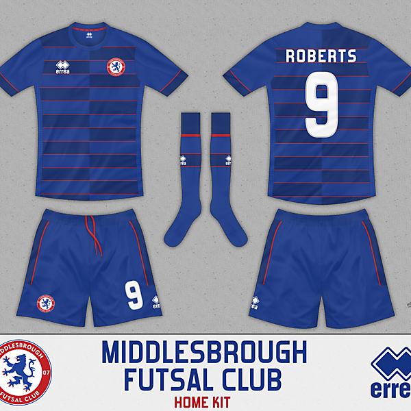 Boro Futsal Comp Entry