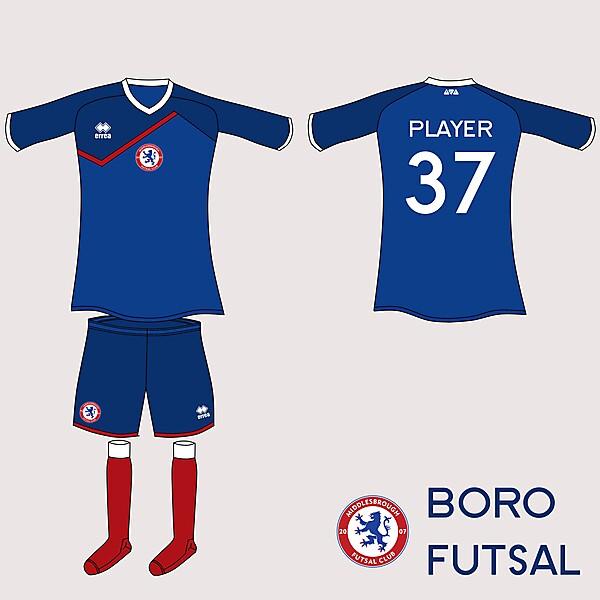 Boro Futsal Home Kit v.3
