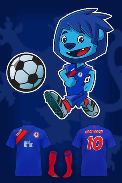 Boro Mascot