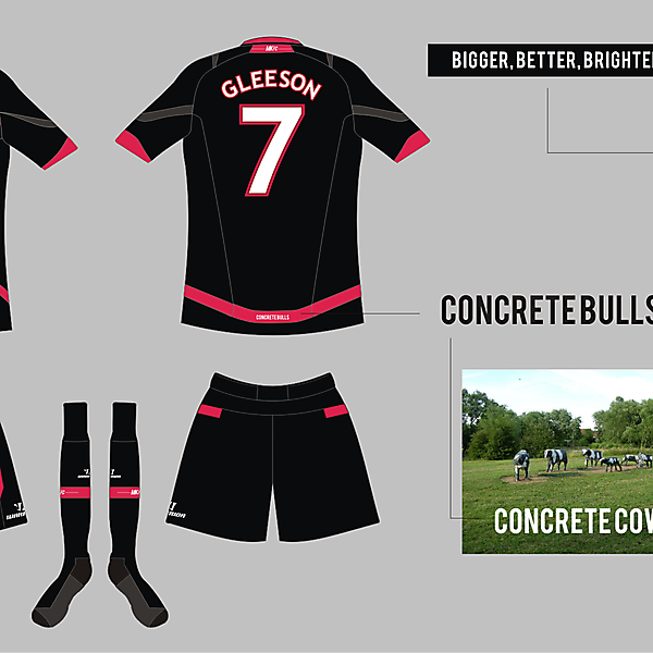 Milton Keynes FC Home Version 01