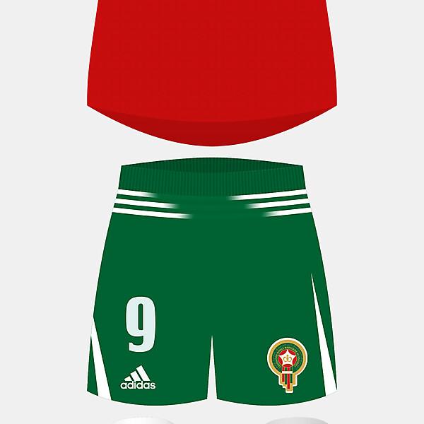 Morocco - Adidas - Home