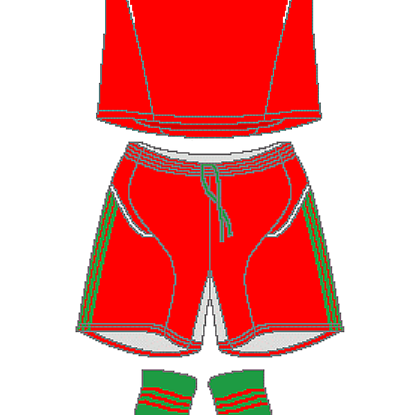 Morocco Home Kit V.2