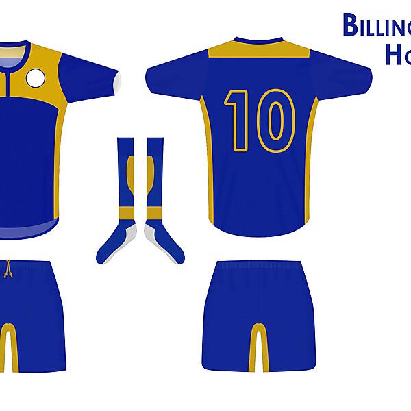 Billingbear FC Home Kit