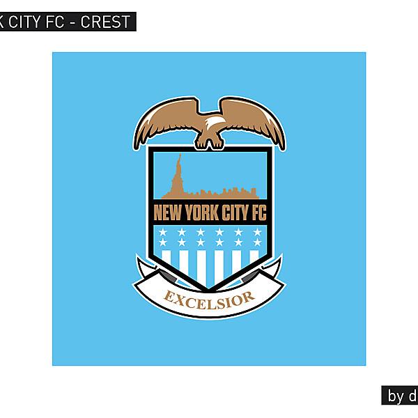 New York City FC - Crest V2