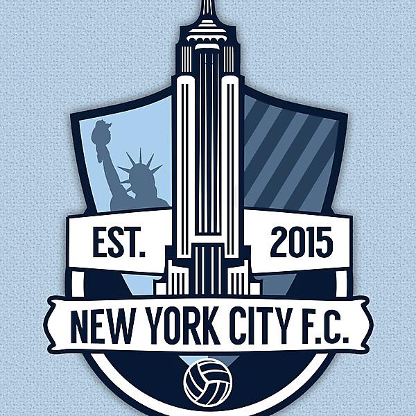 New York City F.C. Crest