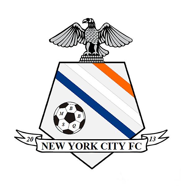 N.Y.C.F.C Crests
