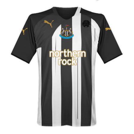 Newcastle Puma Stripes