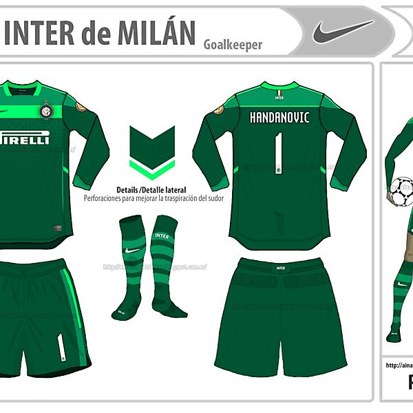 My design Nike-Goalkeeper